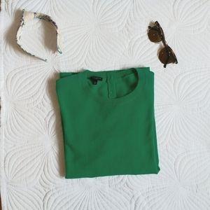 Talbot's Kelley Green Sweater SP